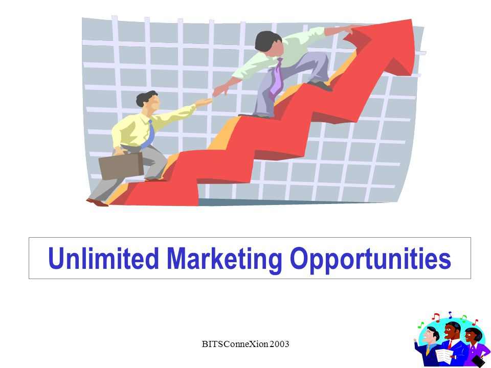 Unlimited Marketing Opportunities