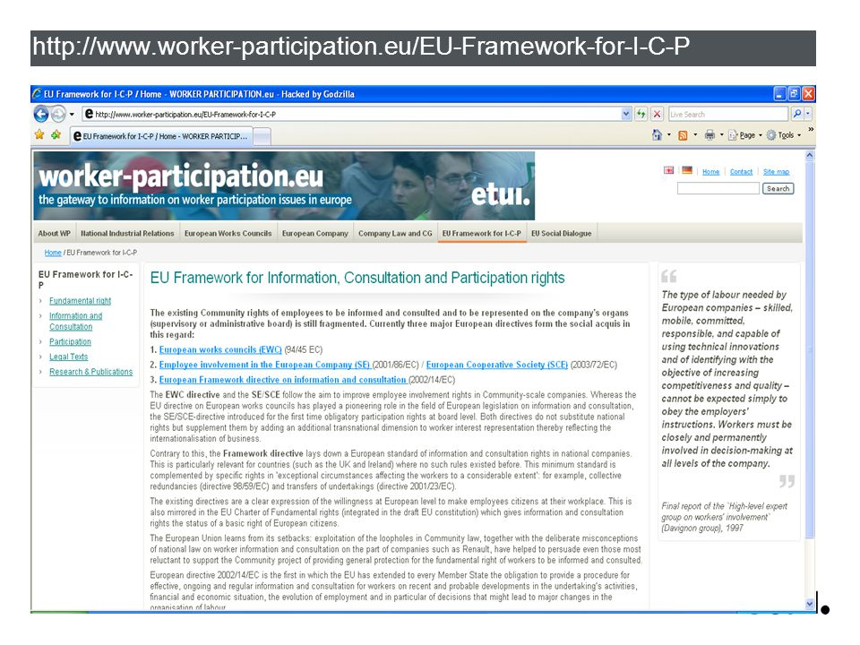 22 http://www.worker-participation.eu/EU-Framework-for-I-C-P