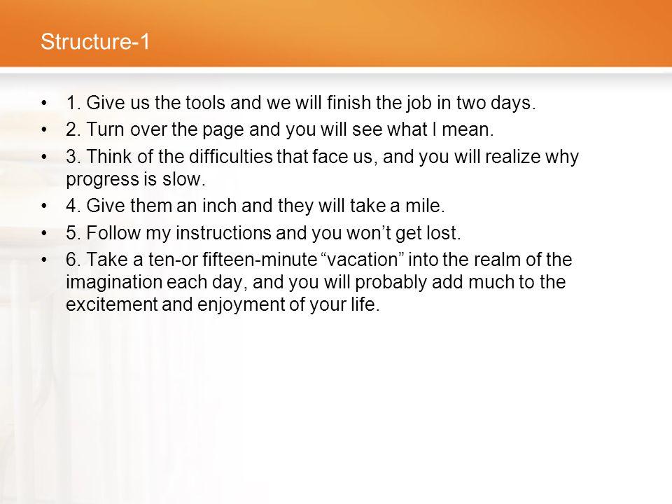 Translation 1. 我们不赞成他认为自己应得到特殊待遇的态度。 2. 即使你是班上最好的学生之一,我保住成绩也得常常温习功课 才行。 4.