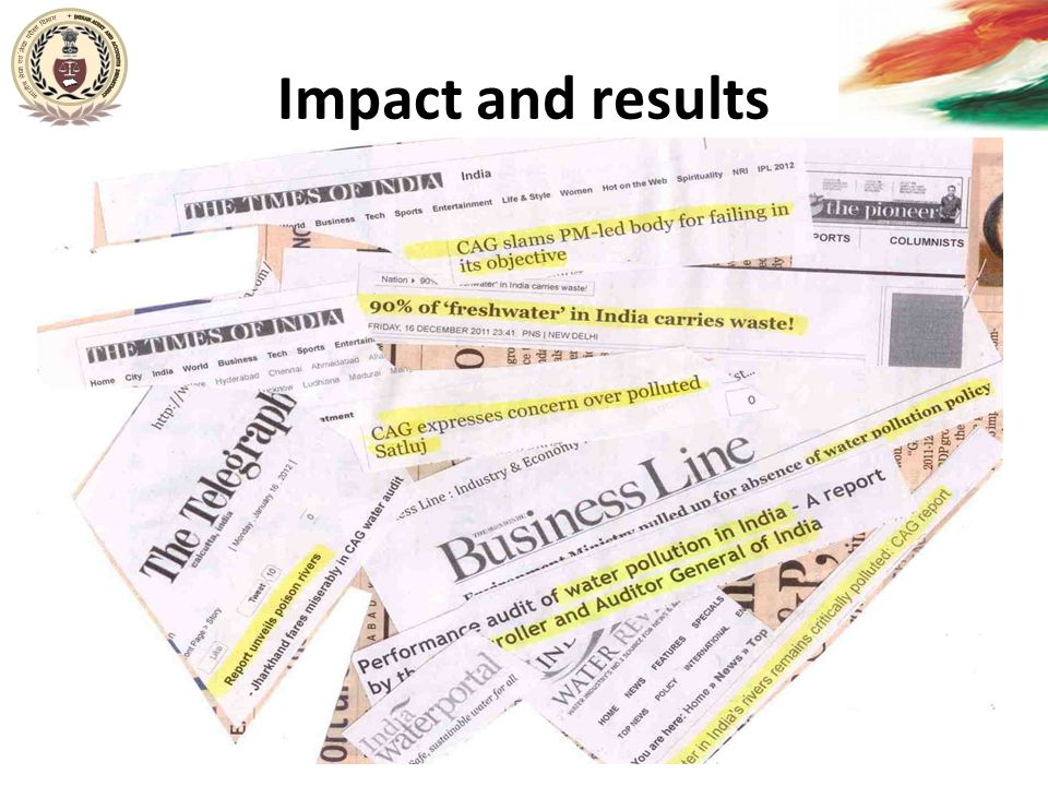 Impact and results