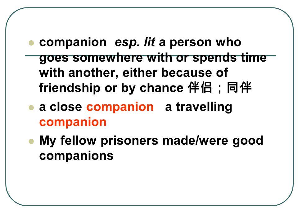 companion esp.
