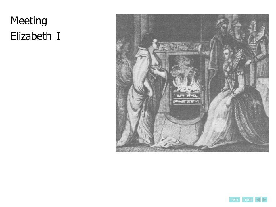 ENDHOME Meeting Elizabeth I