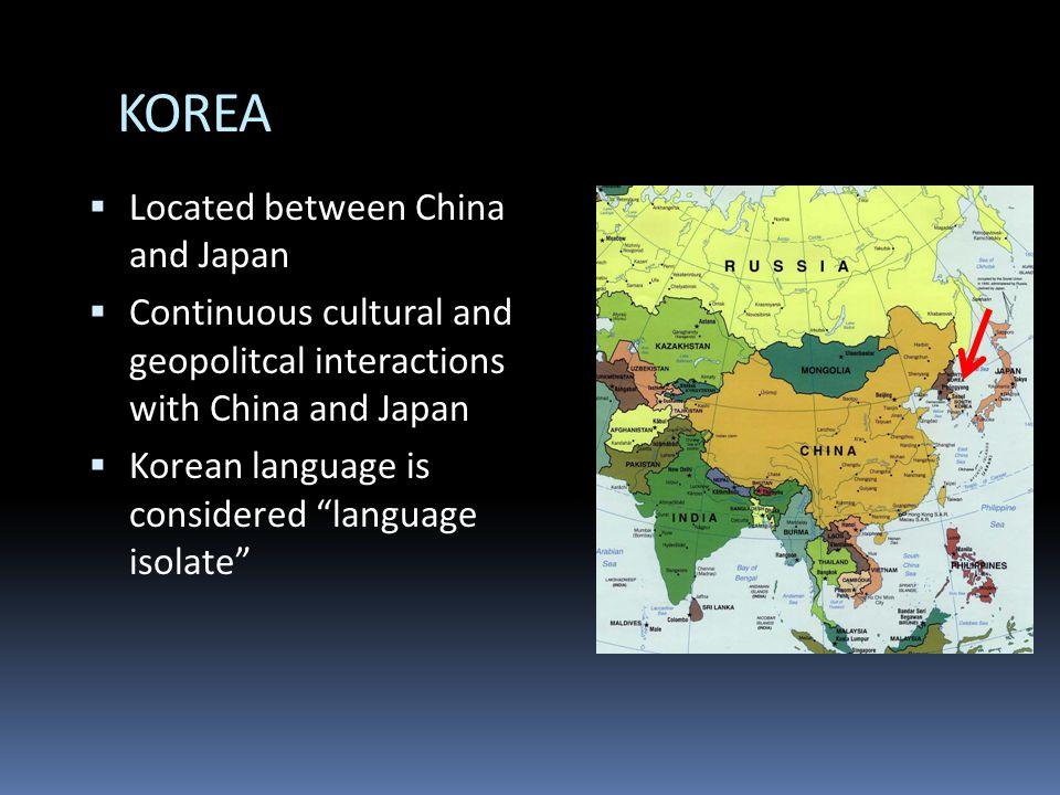 Korean Alphabet: Hangul  King Sejong the Great invented Korean alphabet in 1446.