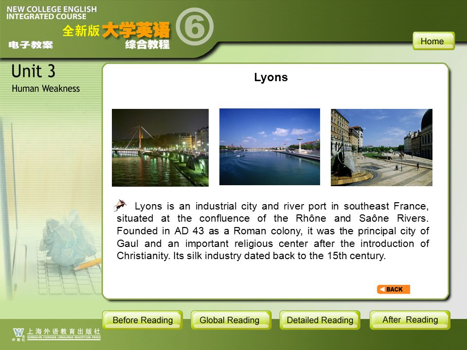 Lyons is an industrial city and river port in southeast France, situated at the confluence of the Rhône and Saône Rivers. Founded in AD 43 as a Roman