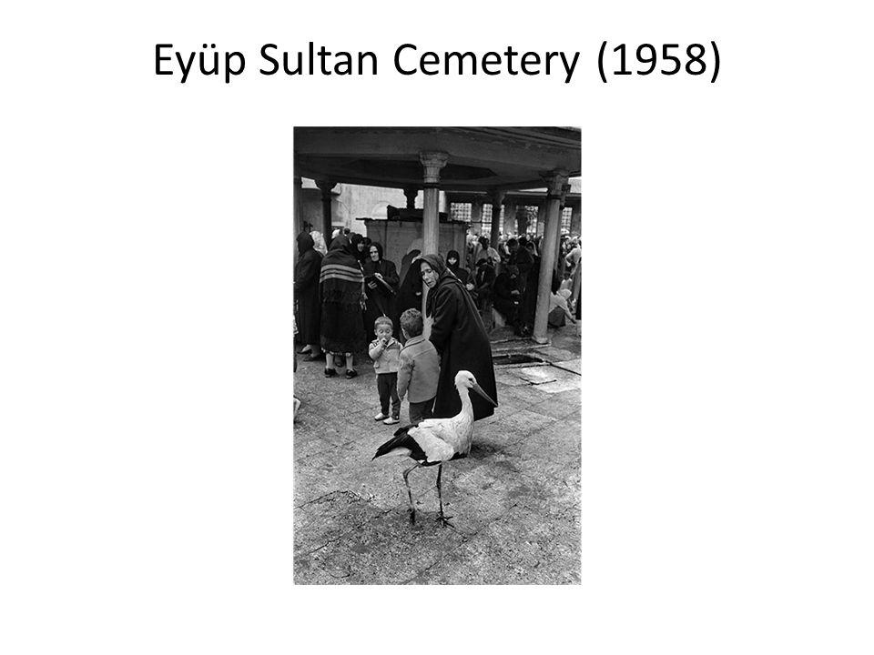 Eyüp Sultan Cemetery (1958)