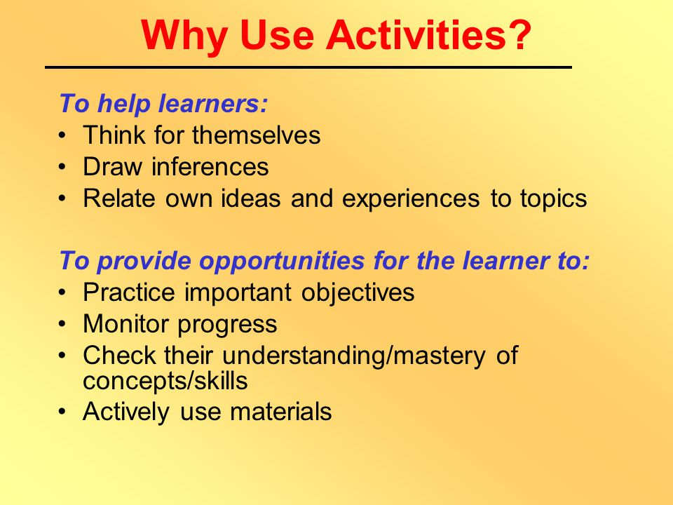 Examples of Doing Activities M.A. in Distance Education Course Unit 4 Essentials of Distance Education How Economical is Distance Education Example 3: