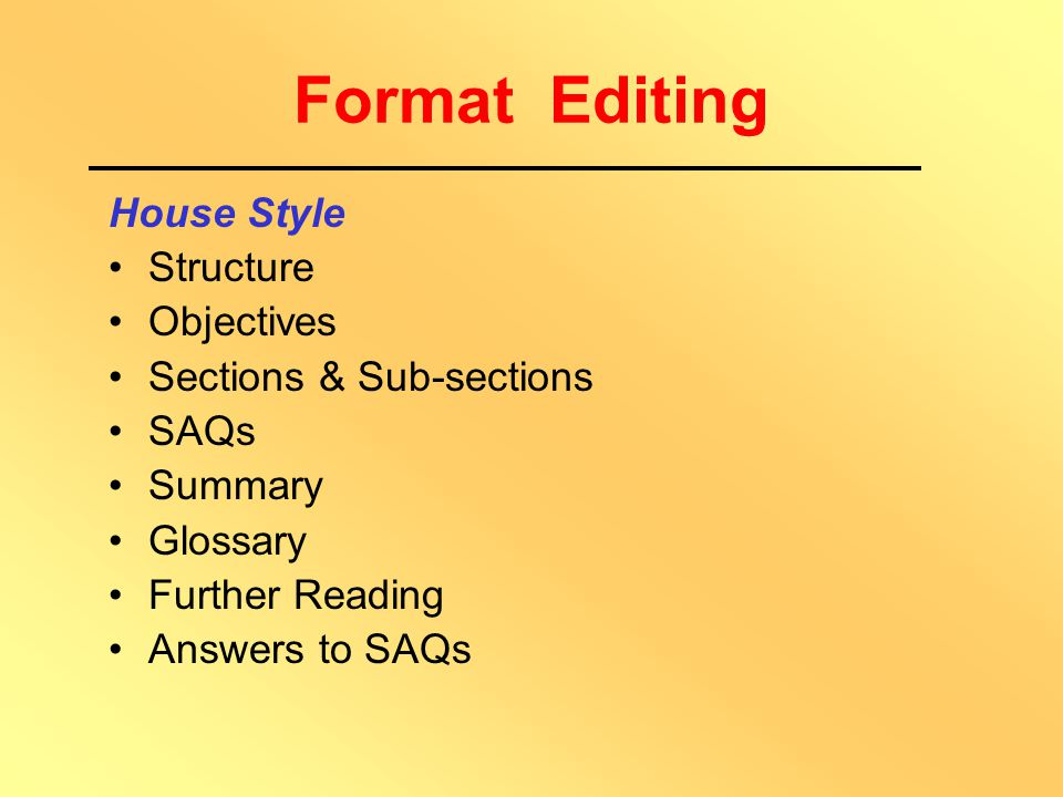Content Editing Why should do it.