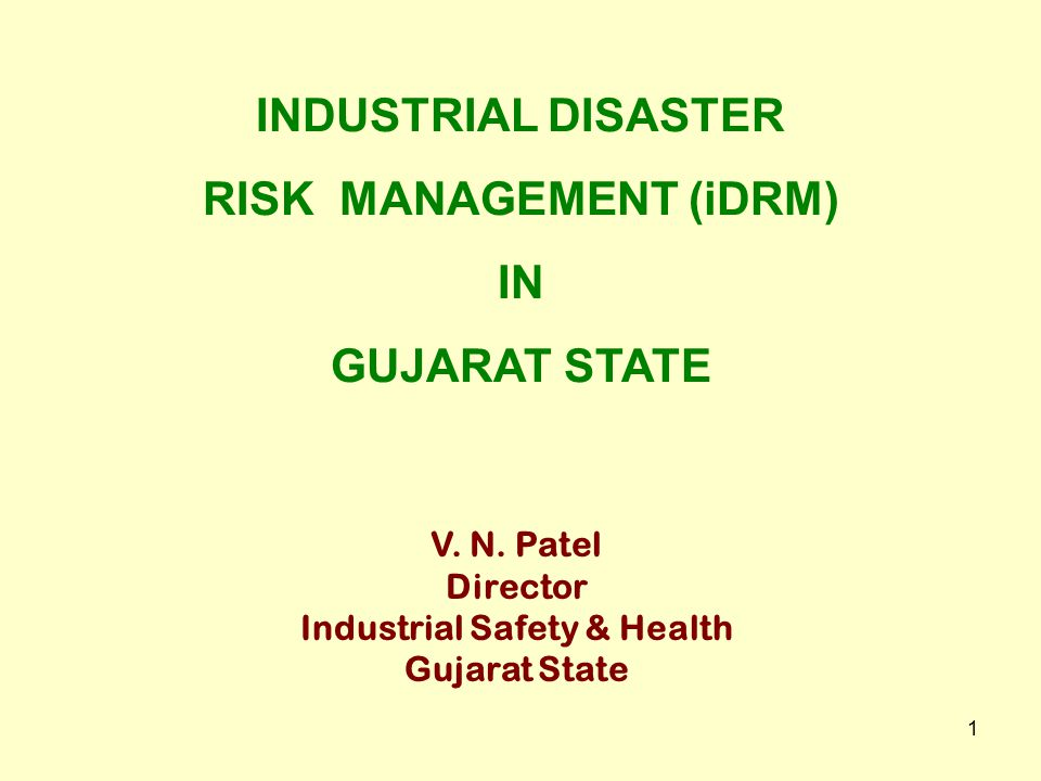121 A seminar on 'Industrial safety' was organized first time in Kutch district on 29th May 2009 at Gandhidham.