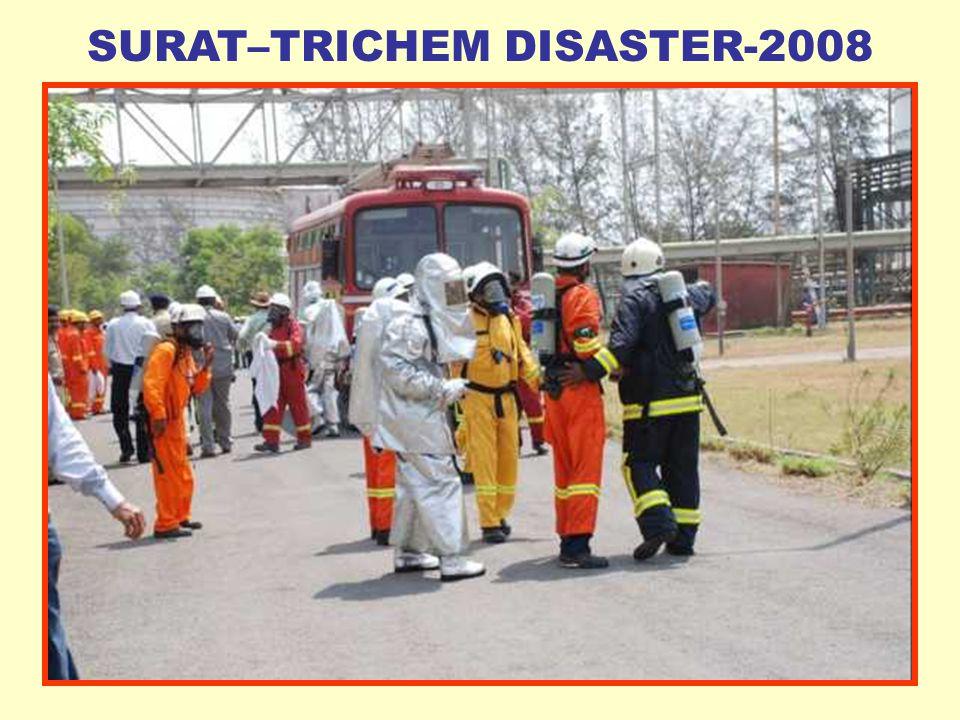 99 SURAT–TRICHEM DISASTER-2008