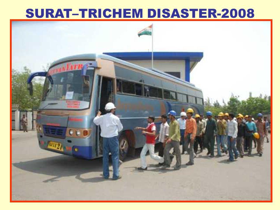 101 SURAT–TRICHEM DISASTER-2008