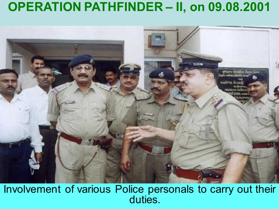 First aid treatment at company's OHC. OPERATION PATHFINDER – II, on 09.08.2001