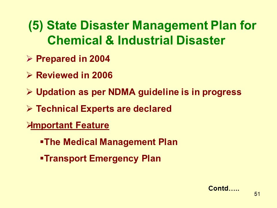 50 6POST EMERGENCY ACTIVITIES338 6.1Structural Inspections after Fires or Explosions338 6.2Post Incidental Testing for Contamination338 6.3Waste Dispo