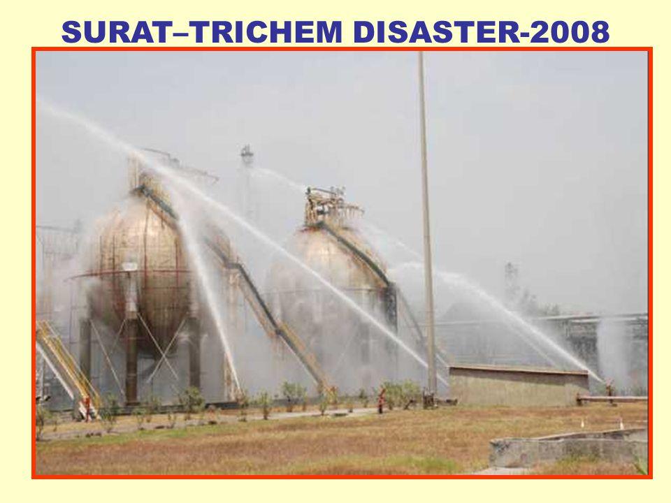 97 SURAT–TRICHEM DISASTER-2008