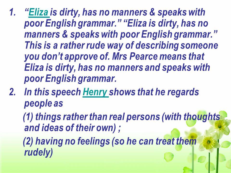 (2) be of + 形容词 + 抽象名词 =be + 副词 + 与该抽象 名词同根的形容词。例如: 我所说的非常重要。 What I said is of great importance.