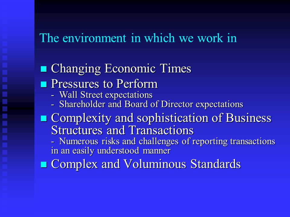 Drivers of Change Democratisation of ownership Democratisation of ownership Liberalisation Liberalisation Globalisation of markets Globalisation of ma