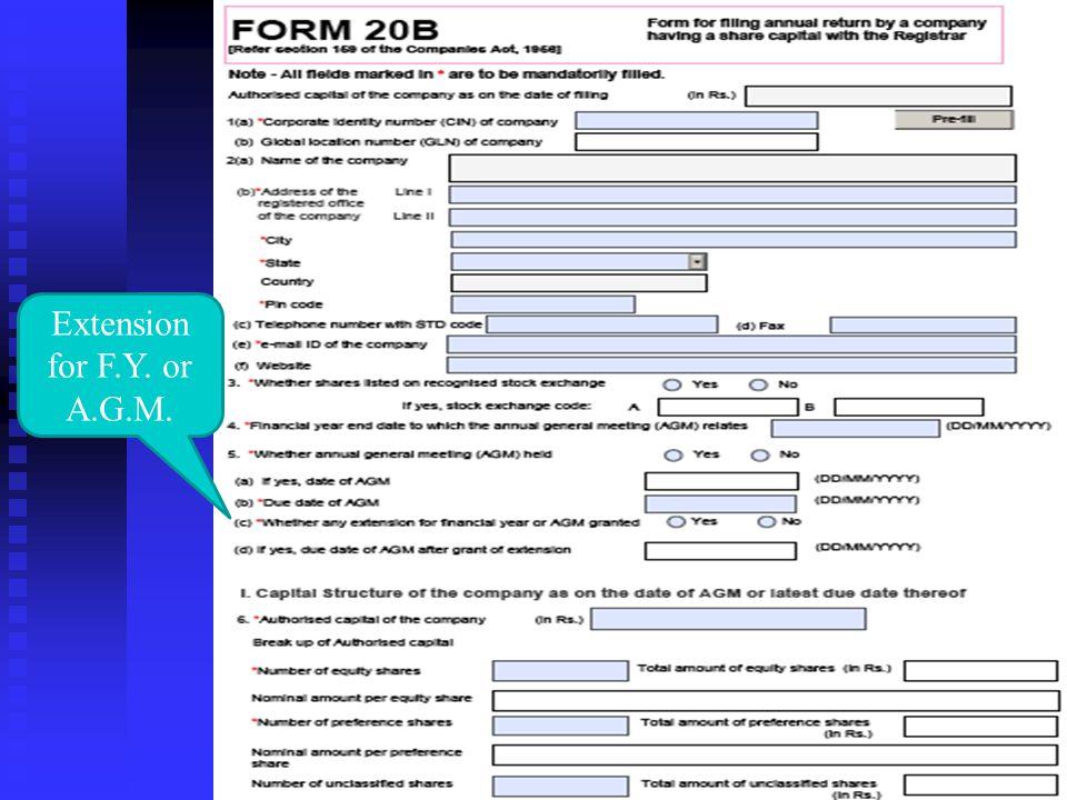 Form 20B