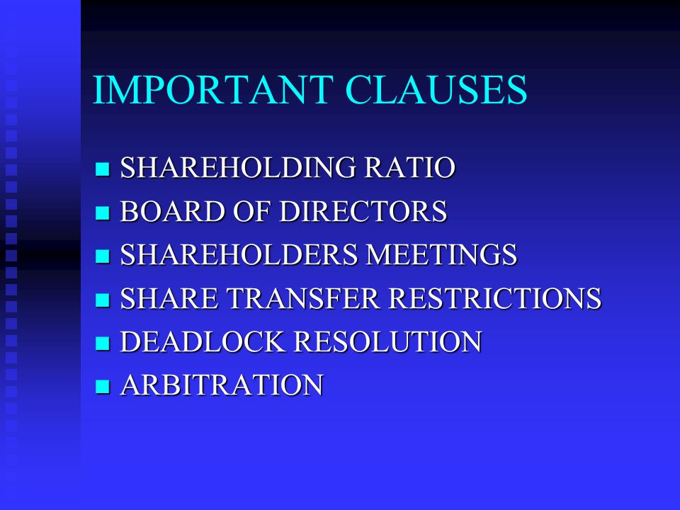 TABLE A-CONTD. ACCOUNTS ACCOUNTS CAPITALISATION OF PROFITS CAPITALISATION OF PROFITS WINDING UP WINDING UP INDEMNITY INDEMNITY