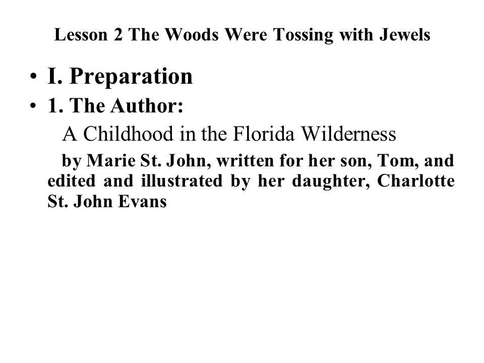 Para.2-4: Father's adventurous life 1.