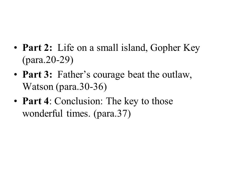II.Discourse analysis 1.