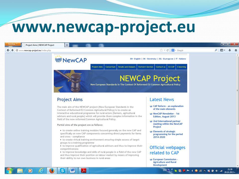 www.newcap-project.eu