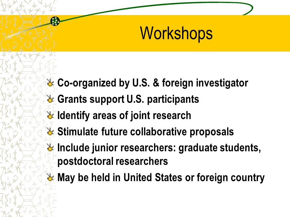 Visit OISE homepage: http://www.nsf.gov/oise Call/email OISE program manager Call/email disciplinary program officer Ask, ask, ask.