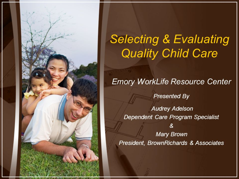 Essentials: Center Director Qualifications Strong working knowledge of employment & compliance laws, child development, developing policies & procedures, & curriculum Well organized Good management skills Excellent leadership abilities & communication skills Involves parents & community Open, honest, flexible & creative Warm and empathetic Loves children with patient and firm demeanor