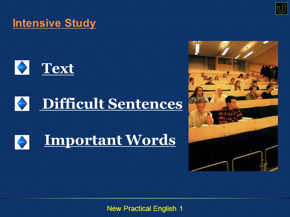 New Practical English 1 Mike Adams The name can be translated as 迈克 · 亚当 .