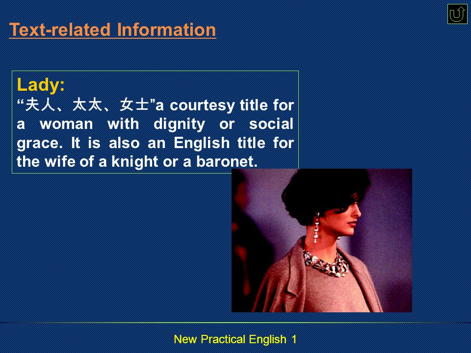 New Practical English 1 2Why don't most Americans like using titles in introductions.