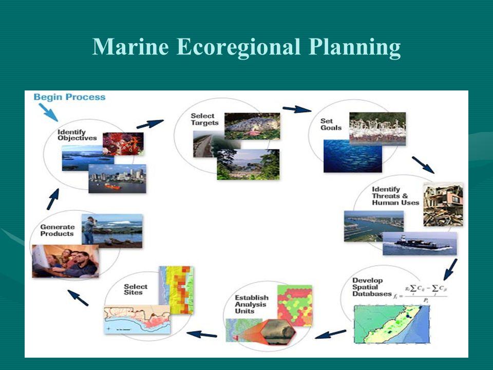 35 Marine Ecoregional Planning