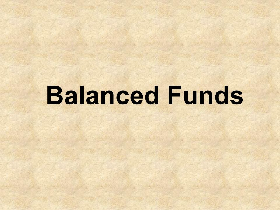 Specialized funds resemble sector funds in most respects.