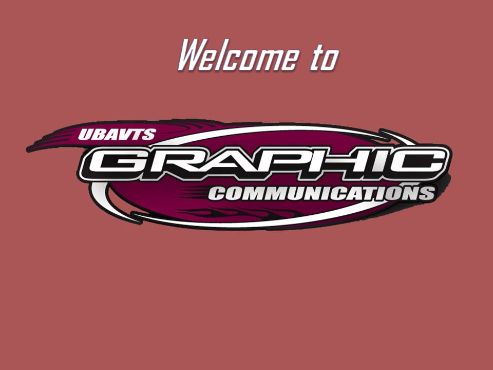 An overview of the graphic arts fields.