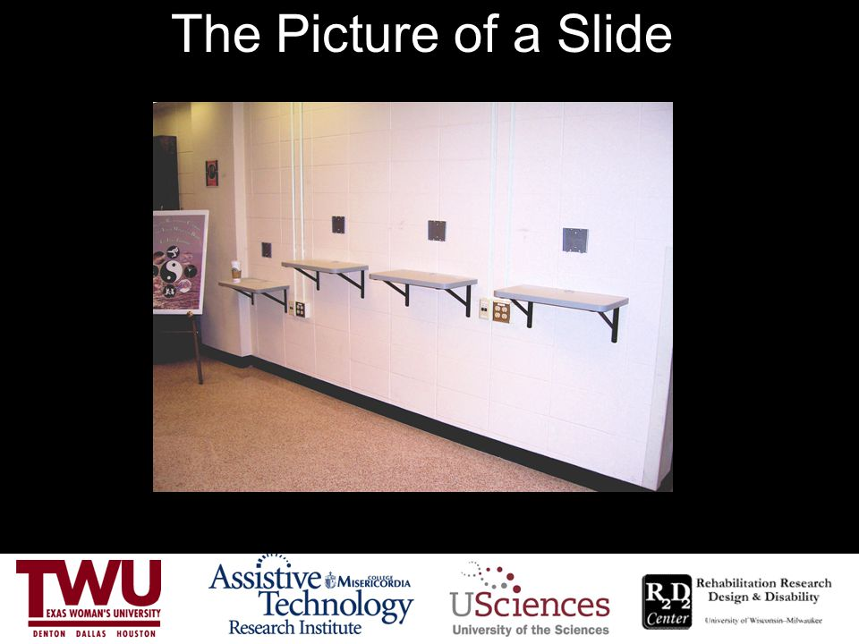5 The Picture of a Slide