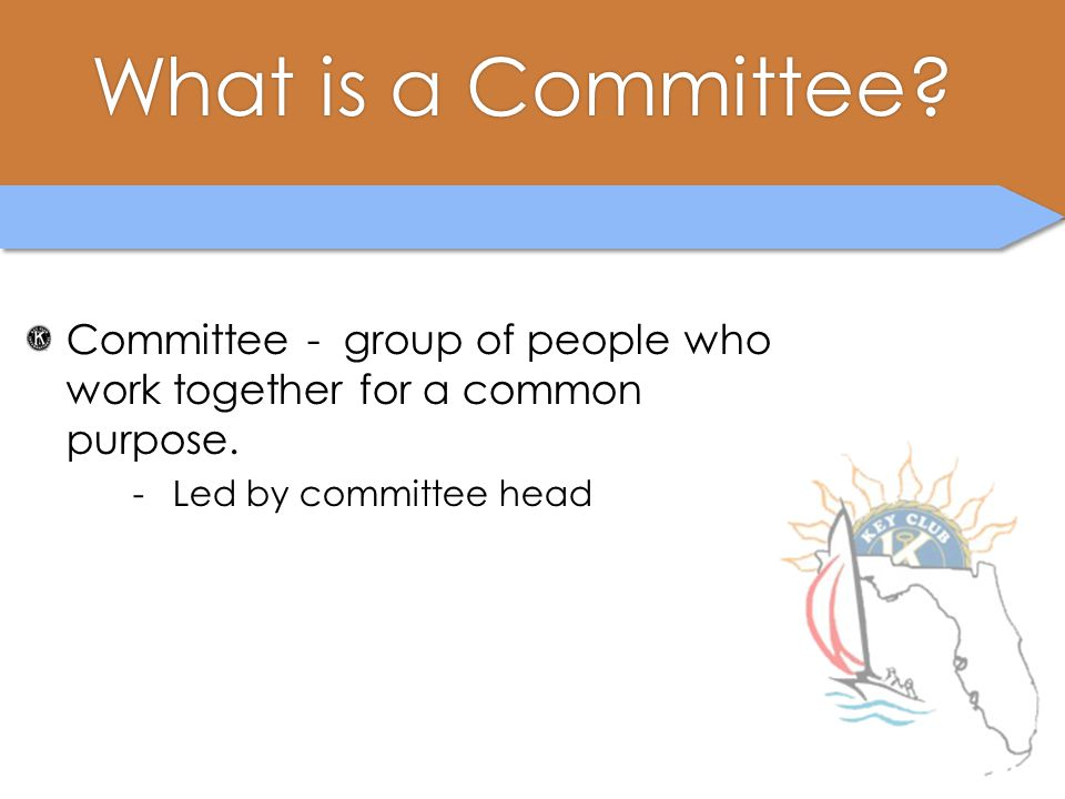 What is a Committee What is a Committee.