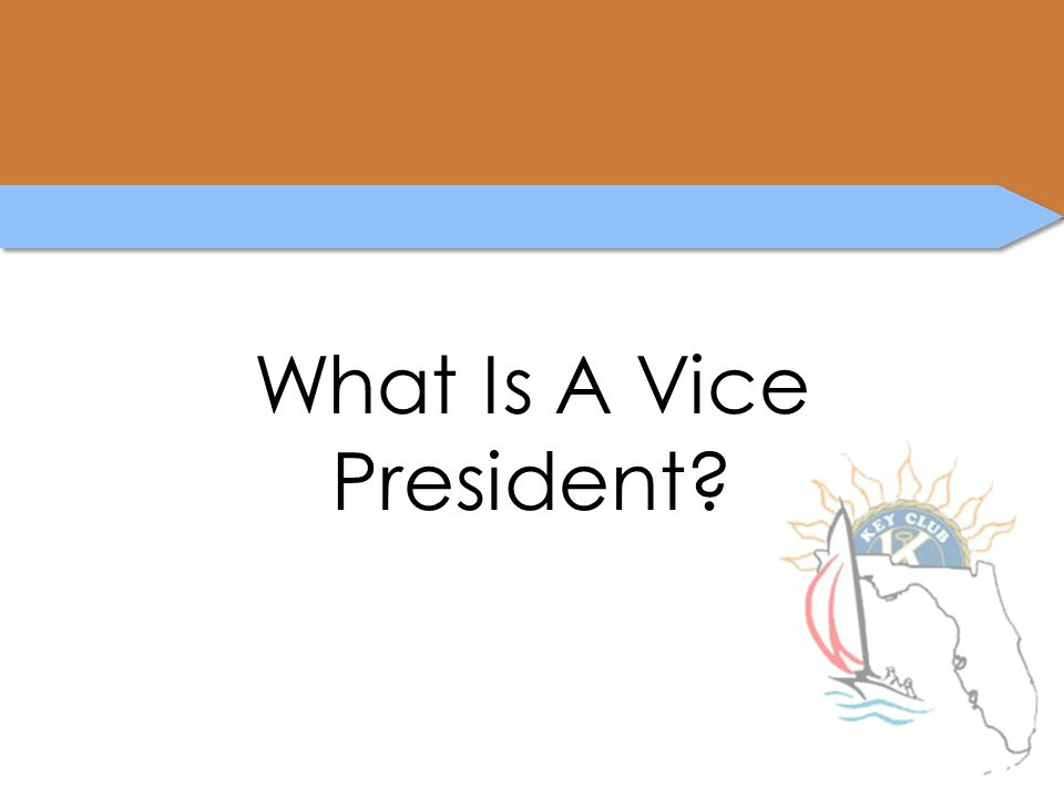 What Is A Vice President