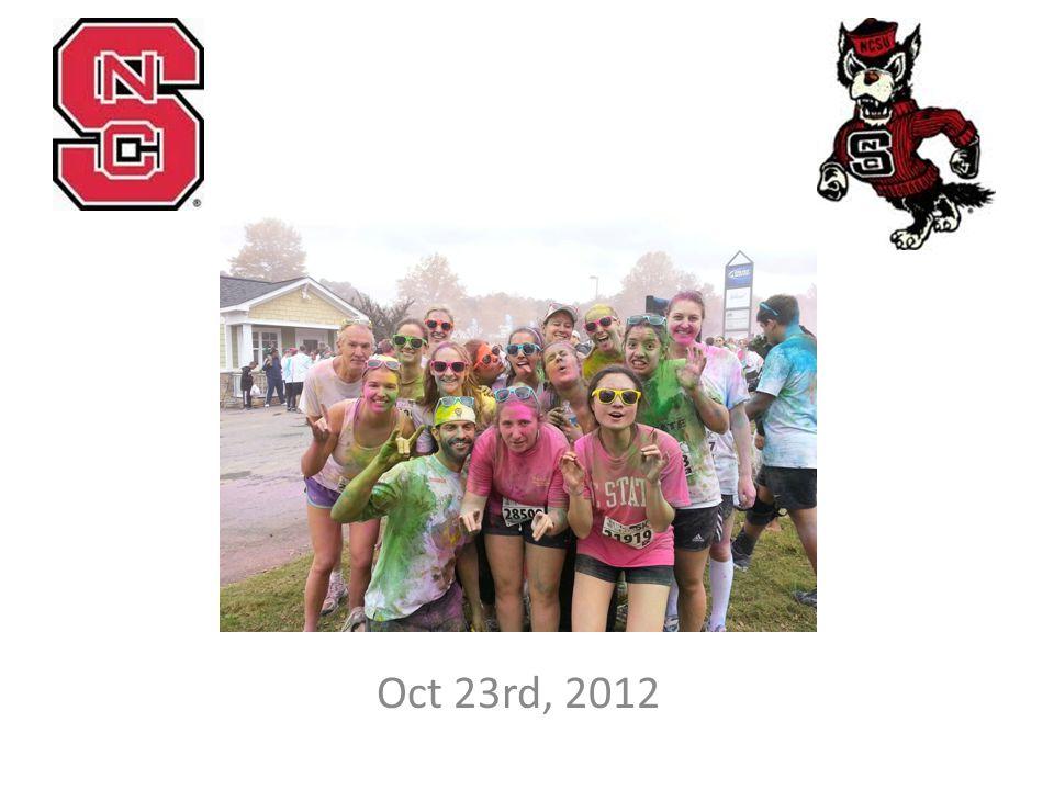 Oct 23rd, 2012
