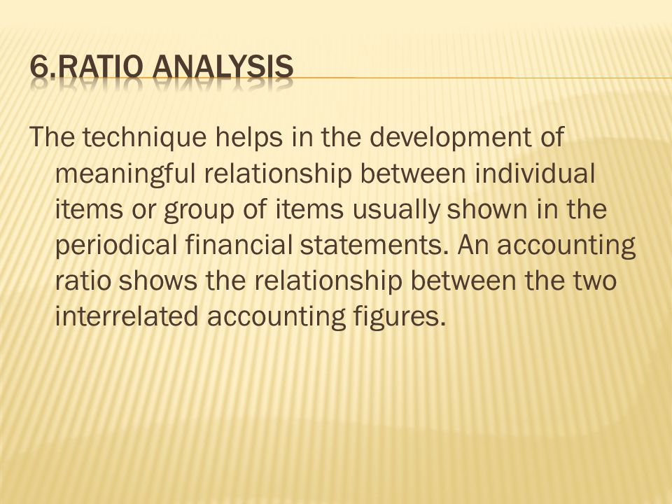 This statement is prepared to know clearly the various sources of cash inflows and cash outflows.