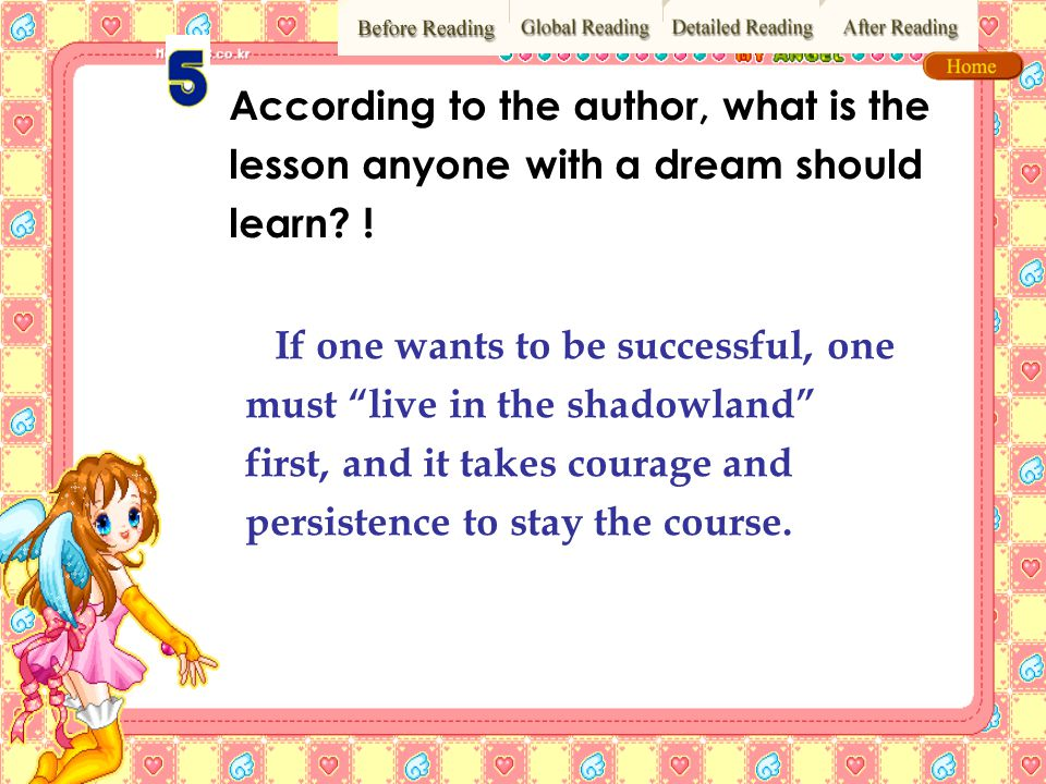 """Why did the author experience """"a confusing and exciting time"""" after he became famous?"""