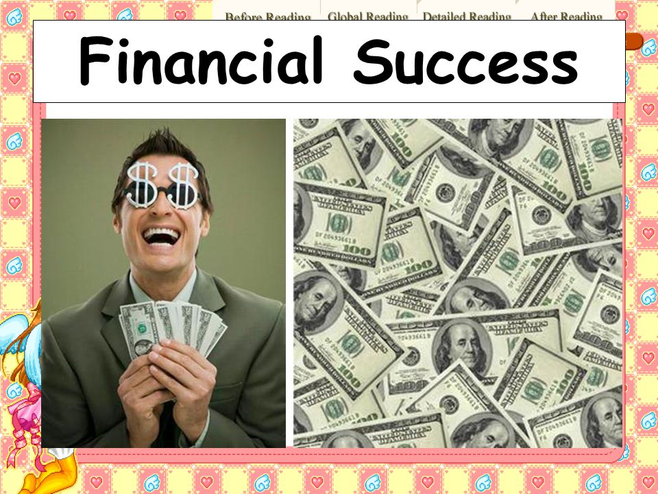 """What does the word """"success"""" mean to you?"""