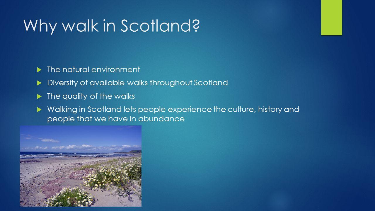Why walk the Hebridean Way.