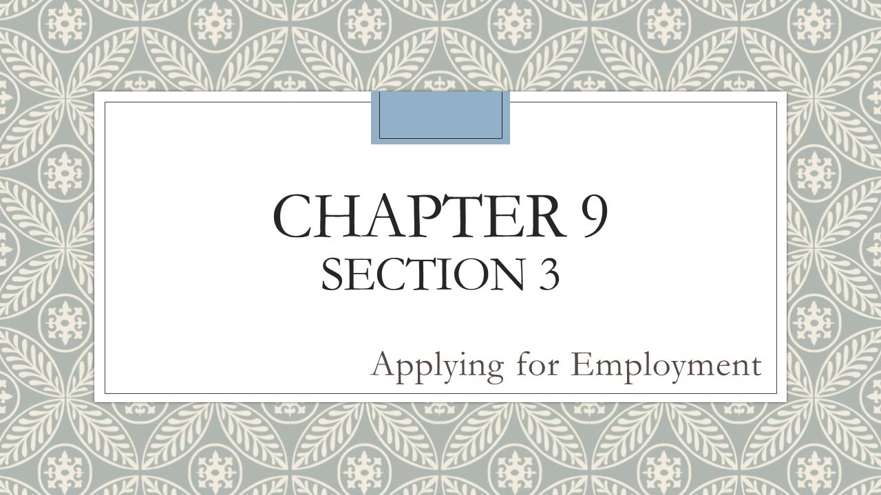 Application Activities The application process may start in several ways.