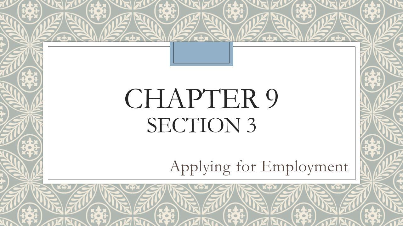 Career Portfolio ◦Many job applicants prepare a career portfolio.