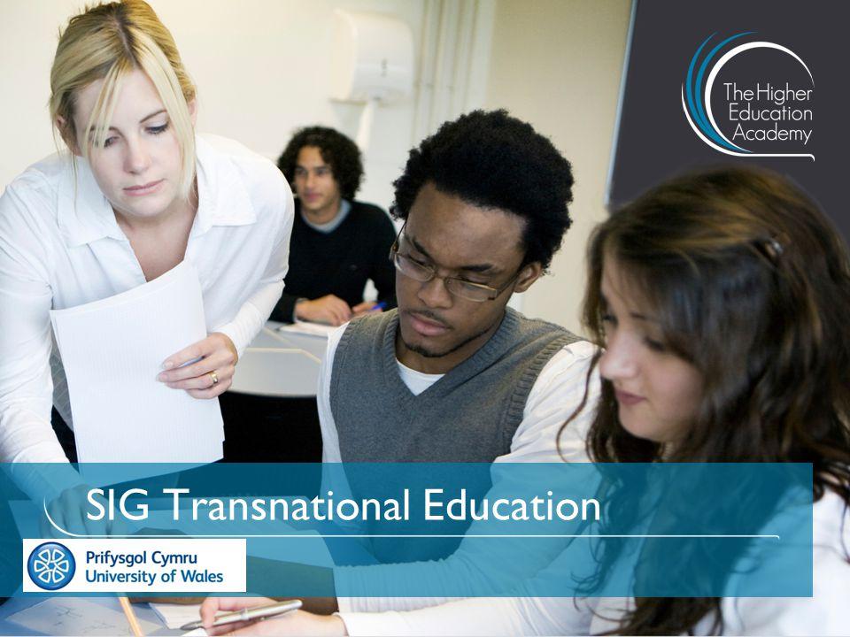 SIG Transnational Education