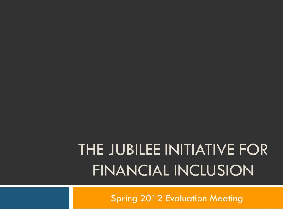 Agenda  Presentation  Poverty & Payday Loans  Microfinance & Alternatives  The JiFFi Solution.