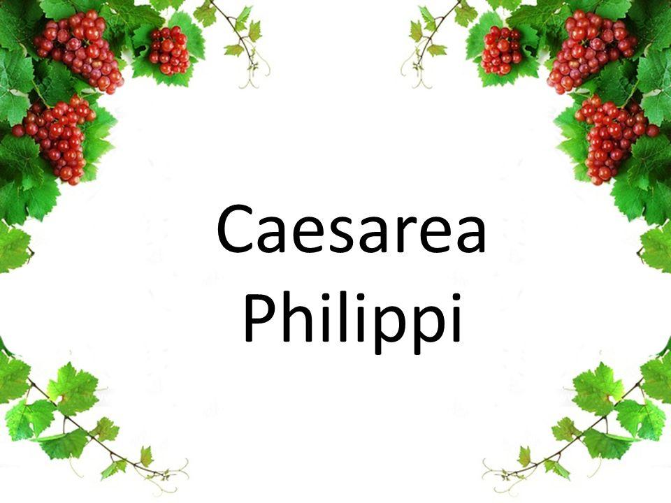 Caesarea Philippi