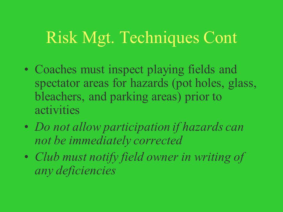 Risk Mgt.
