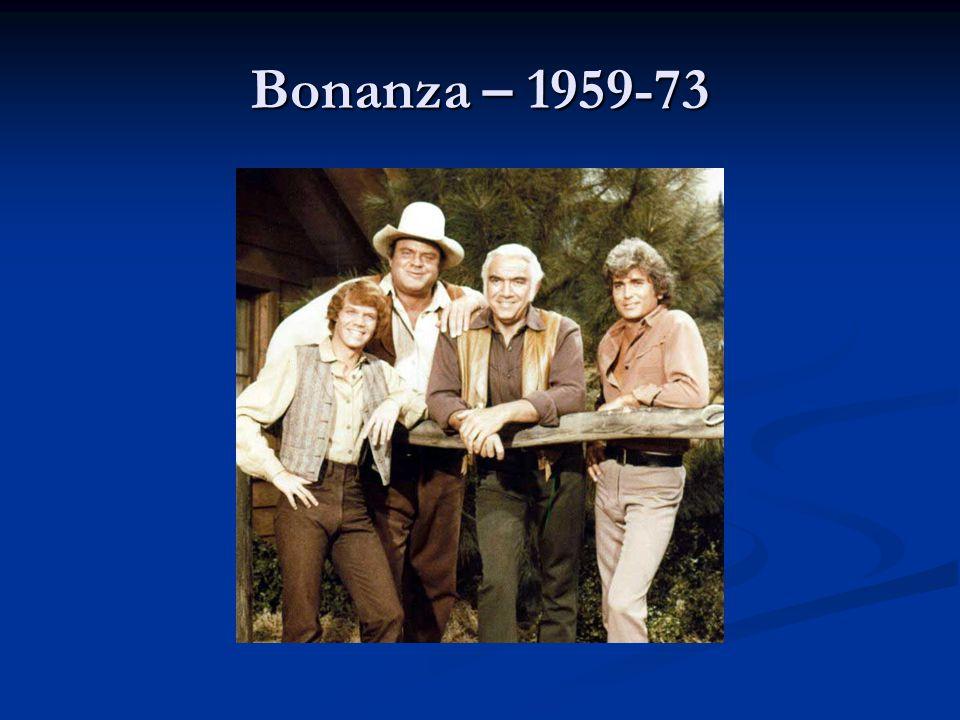 Bonanza – 1959-73