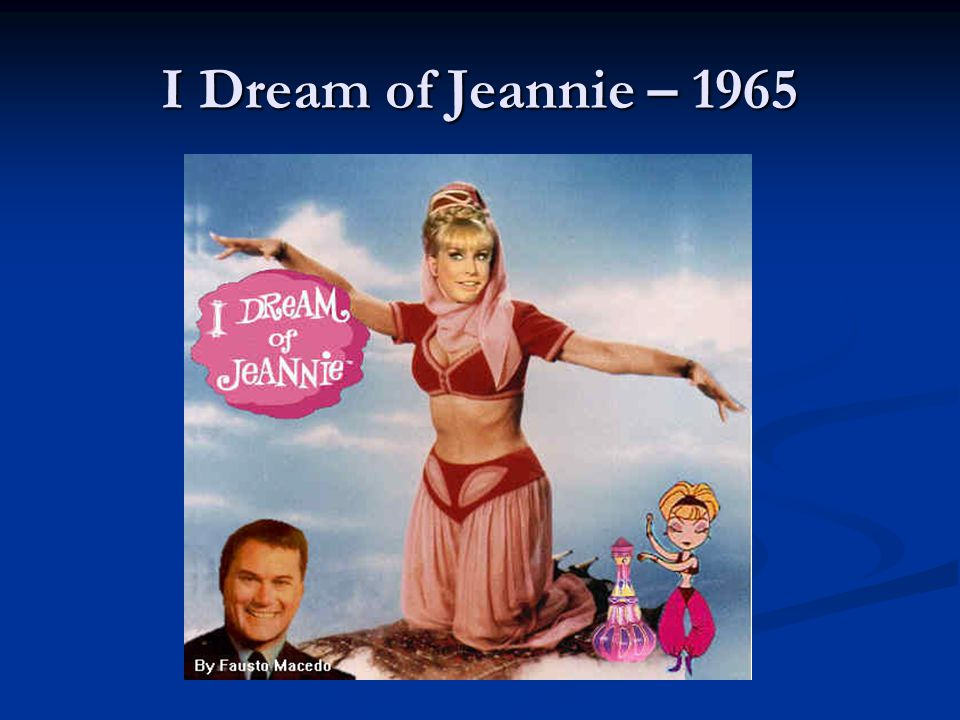 I Dream of Jeannie – 1965