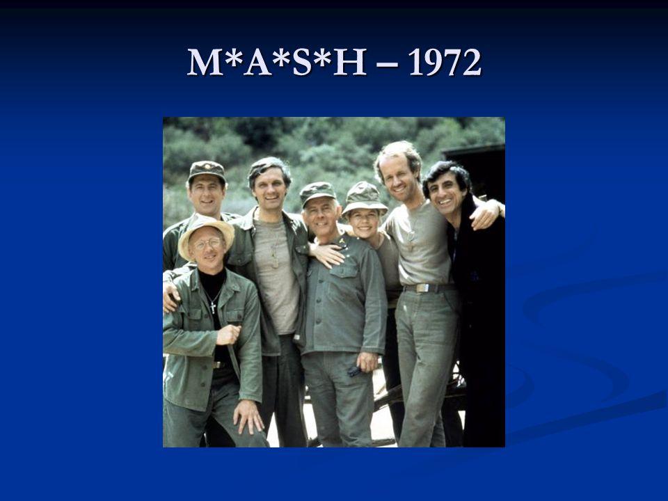 M*A*S*H – 1972