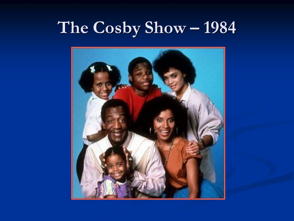 The Cosby Show – 1984