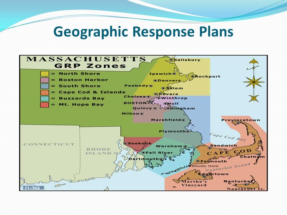 Geographic Response Plans